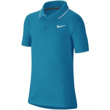 JUNIOR'S NIKE COURT DRY TEAM POLO