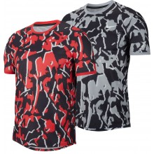 NIKE DRY TEAM PRINTED T-SHIRT