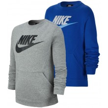 JUNIOR NIKE CREW NECK SWEAT TOP