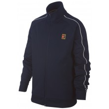 JUNIOR NIKE COURT WARM UP TRACKSUIT