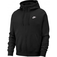 NIKE SPORTSWEAR CLUB ZIPPED SWEATER