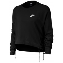 WOMEN'S NIKE SPORTSWEAR ESSENTIALS FLEECE TIE SWEATER