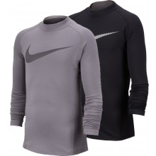 JUNIOR NIKE FUTURA LONG-SLEEVE T-SHIRT
