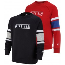 JUNIOR NIKE AIR CREW NECK SWEAT TOP