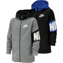 JUNIOR NIKE CORE ZIPPED HOODIE