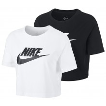 WOMEN'S NIKE SPORTSWEAR ESSENTIAL CROPPED T-SHIRT