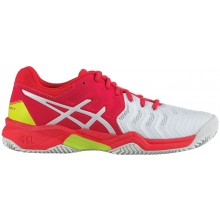 JUNIOR ASICS GEL RESOLUTION 7 GS CLAY COURT SHOES