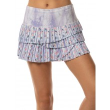 LUCKY IN LOVE PURITY PLEATED SKIRT