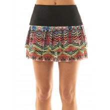 LUCKY IN LOVE HI TRIBAL JEWEL SKIRT