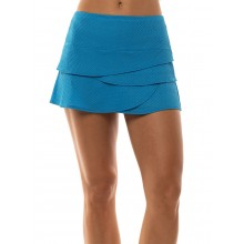 LUCKY IN LOVE WAVY SCALLOP SKIRT