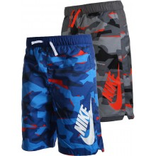 JUNIOR NIKE WOVEN CAMO SHORTS