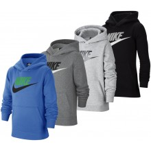 JUNIOR'S NIKE FLEECE HOODIE