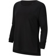 WOMEN'S NIKE DRI-FIT YOGA LONG SLEEVE T-SHIRT