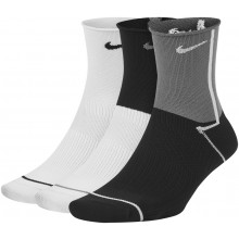 PACK OF 3 PAIRS OF WOMEN'S NIKE MID-HIGH EVERYDAY SOCKS