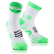 COMPRESSPORT RACKET STRAPPING PRO RACING SHORT SOCKS