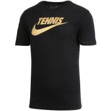 NIKE TENNIS METALLIC T-SHIRT