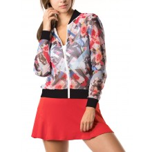 LUCKY IN LOVE BLOOMY MESH JACKET