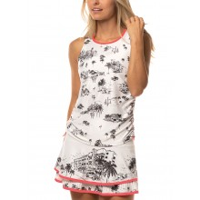 LUCKY IN LOVE TOILE CINCH TANK TOP