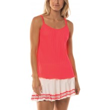 DEBARDEUR LUCKY IN LOVE PLEATED STRAPPY