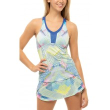 WOMEN'S LUCKY IN LOVE COUNT ME IN FLOW MOTION TANK TOP