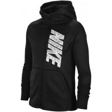 JUNIOR NIKE THERMA ZIPPED HOODIE