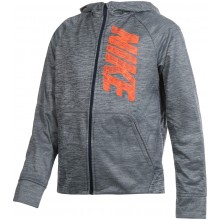 JUNIOR BOYS' NIKE THERMA ZIPPED HOODIE