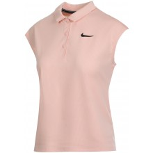 WOMEN'S NIKE COURT VICTORY SLEEVELESS POLO
