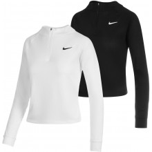 WOMEN'S NIKE VICTORY DRY LONG SLEEVE COURT T-SHIRT