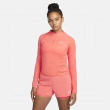 T-SHIRT NIKE COURT FEMME VICTORY MANCHES LONGUES