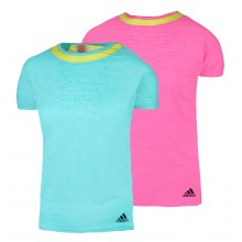JUNIOR GIRLS ADIDAS DOTTY T-SHIRT