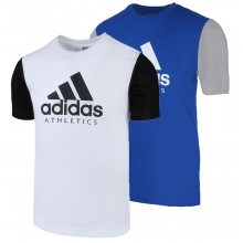 JUNIOR ADIDAS TRAINING SID T-SHIRT