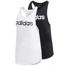ADIDAS TRAINING ESSENTIALS LINEAR TANK TOP