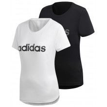 WOMEN'S ADIDAS TRAINING D2M LOGO T-SHIRT