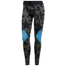 ADIDAS TRAINING ALPHASKIN PRINTED TIGHTS