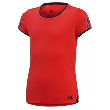 JUNIOR GIRLS' ADIDAS CLUB T-SHIRT