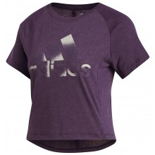 WOMEN'S ADIDAS TRAINING BOXY BOS T-SHIRT