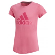 JUNIOR GIRLS' ADIDAS TRAINING BOS T-SHIRT