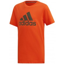 JUNIOR ADIDAS TRAINING BOS T-SHIRT