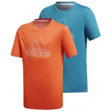 JUNIOR ADIDAS TRAINING CHILL T-SHIRT