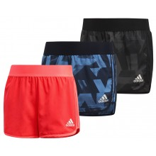 JUNIOR GIRLS' ADIDAS TRAINING SHORTS