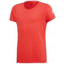 JUNIOR GIRLS' ADIDAS TRAINING PRIME T-SHIRT