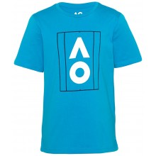 JUNIOR BOYS' AUSTRALIAN OPEN 2020 CREW T-SHIRT