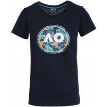 WOMEN'S AUSTRALIAN OPEN 2021 PLAYFUL FLORAL T-SHIRT
