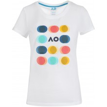 WOMEN'S AUSTRALIAN OPEN 2021 PLAYFUL CIRCLE T-SHIRT