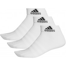 3 PAIRS OF ADIDAS LIGHT SOCKS