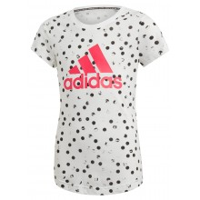 JUNIOR GIRLS' ADIDAS TRAINING MUST HAVE T-SHIRT