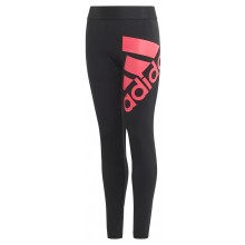 JUNIOR GIRLS' ADIDAS TRAINING MUST HAVE BOS TIGHTS