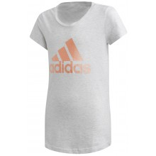 JUNIOR GIRLS' ADIDAS TRAINING ID WINNER T-SHIRT