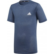 JUNIOR ADIDAS TRAINING TEXTURED T-SHIRT
