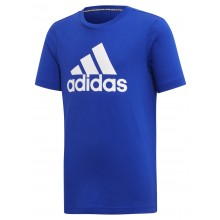 JUNIOR ADIDAS TRAINING MUST HAVE BOS T-SHIRT